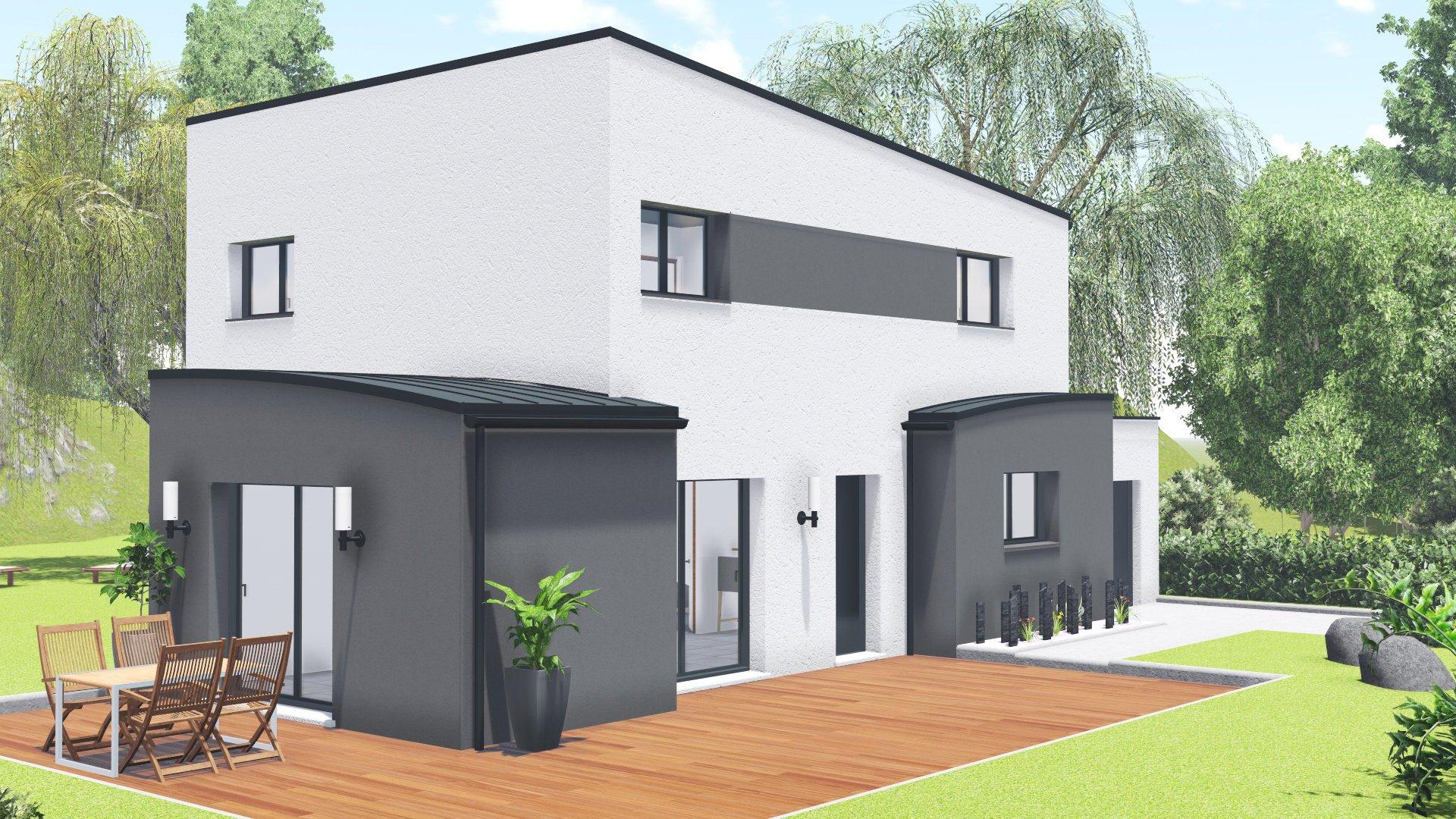 aventure de maison rennes gallery of arrive des premires maisons modulaires dans le quartier. Black Bedroom Furniture Sets. Home Design Ideas